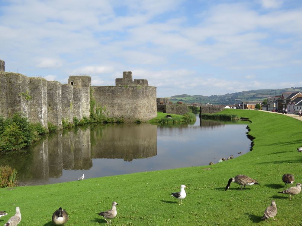 2 caerphilly castle 2