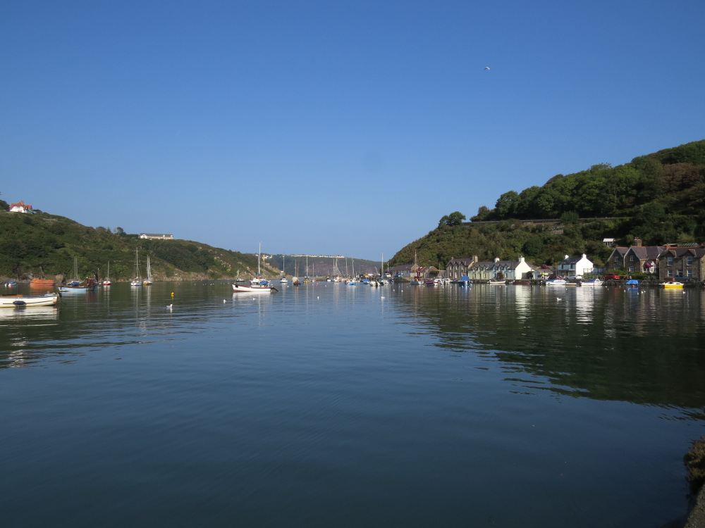 fishguard harbor