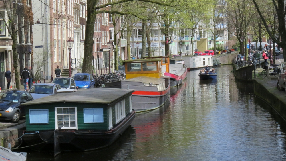 1g amsterdam house boats