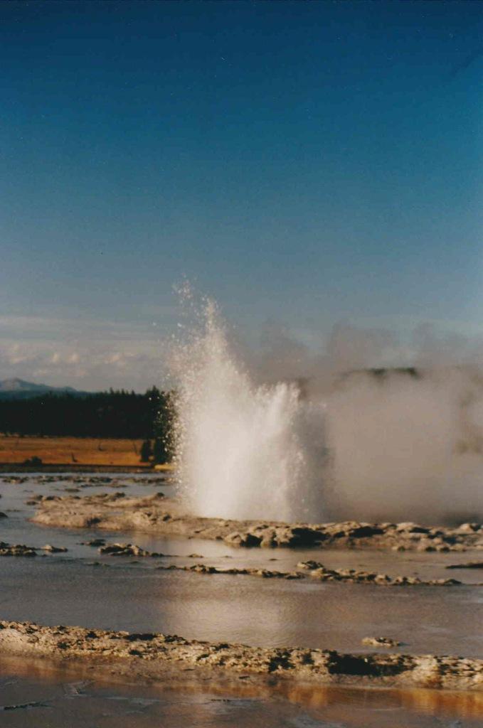 Yellowstone 2001