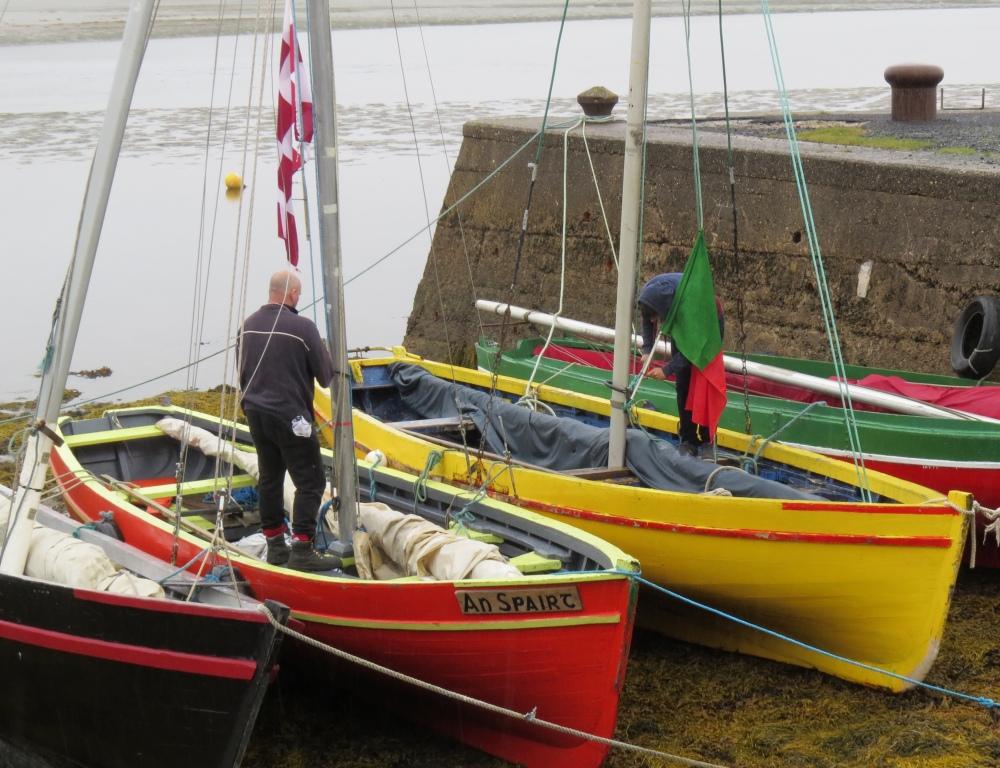 12 Achill boats 2