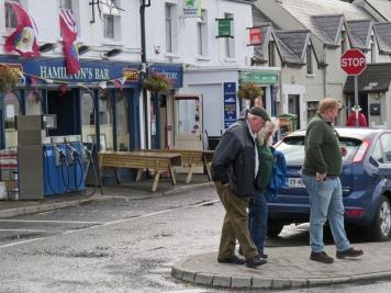 14b clifden locals and gas pumps
