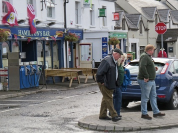 14b clifden locals and gas pumps