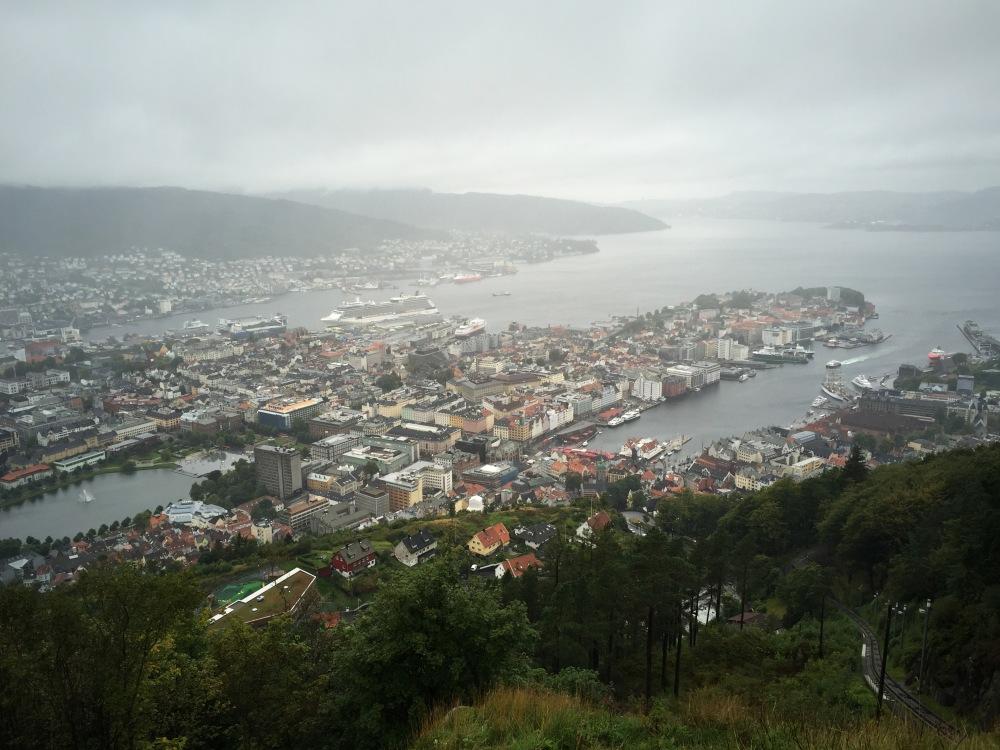 bergen funicular 1